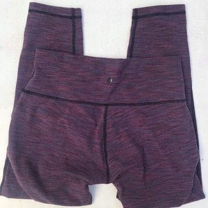LULULEMON 10 crop leggings
